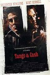 locandina del film TANGO E CASH