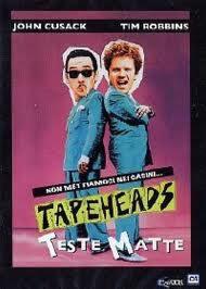 Tapeheads – Teste Matte (1988)