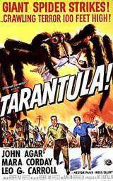 locandina del film TARANTOLA