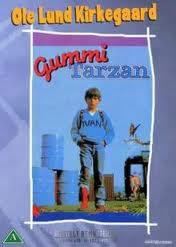 locandina del film TARZAN DI GOMMA