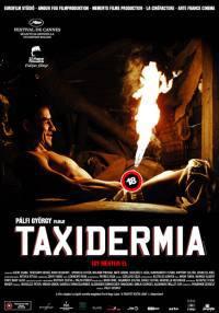 locandina del film TAXIDERMIA