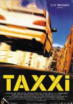 locandina del film TAXXI