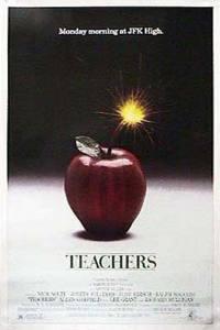 locandina del film TEACHERS