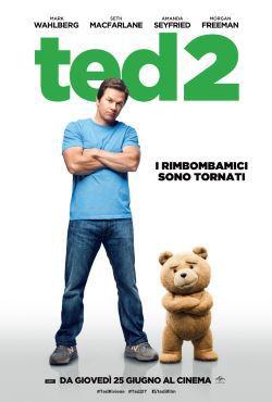 locandina del film TED 2