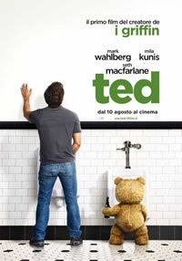 locandina del film TED