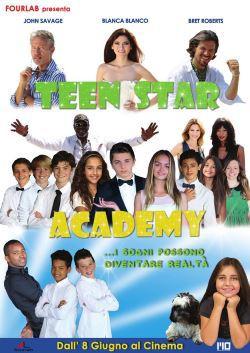 locandina del film TEEN STAR ACADEMY