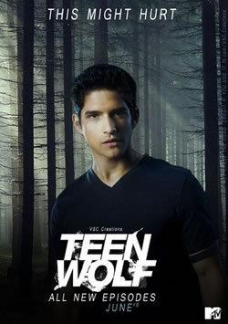 locandina del film TEEN WOLF - STAGIONE 3