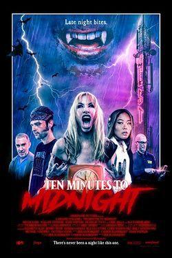 locandina del film TEN MINUTES TO MIDNIGHT