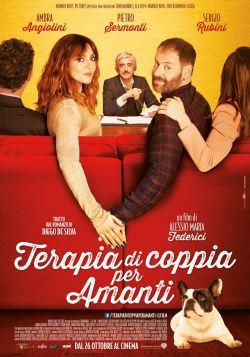 locandina del film TERAPIA DI COPPIA PER AMANTI