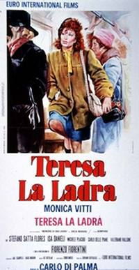 locandina del film TERESA LA LADRA