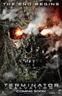 locandina del film TERMINATOR SALVATION