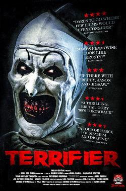 locandina del film TERRIFIER