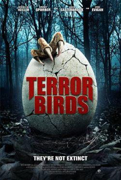locandina del film TERROR BIRDS