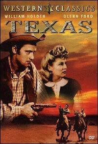 locandina del film TEXAS (1941)