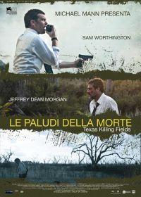 locandina del film LE PALUDI DELLA MORTE