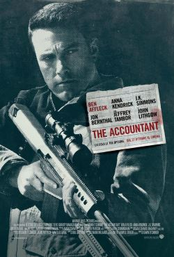 locandina del film THE ACCOUNTANT