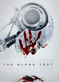locandina del film THE ALPHA TEST