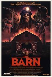 locandina del film THE BARN