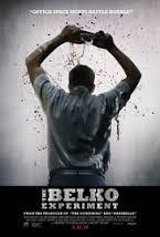 locandina del film THE BELKO EXPERIMENT