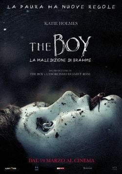 locandina del film THE BOY - LA MALEDIZIONE DI BRAHMS
