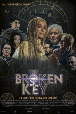 locandina del film THE BROKEN KEY
