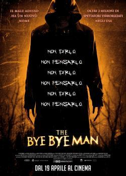 locandina del film THE BYE BYE MAN