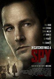 locandina del film THE CATCHER WAS A SPY