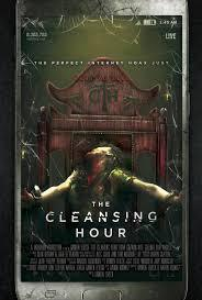 locandina del film THE CLEANSING HOUR