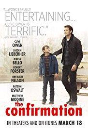 locandina del film THE CONFIRMATION