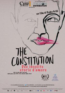 locandina del film THE CONSTITUTION - DUE INSOLITE STORIE D'AMORE