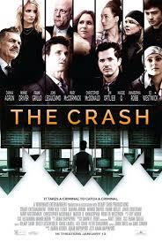 locandina del film THE CRASH - MINACCIA A WALL STREET