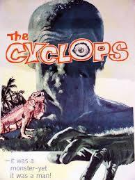 locandina del film THE CYCLOPS