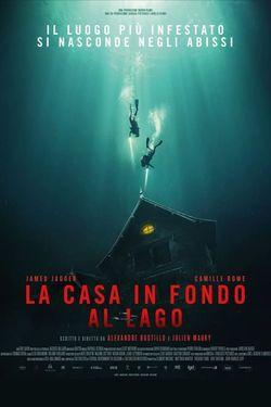locandina del film LA CASA IN FONDO AL LAGO