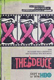 locandina del film THE DEUCE - LA VIA DEL PORNO - STAGIONE 2