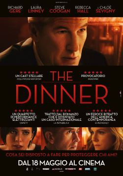 locandina del film THE DINNER