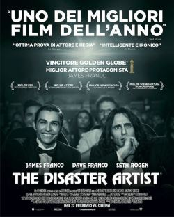 locandina del film THE DISASTER ARTIST