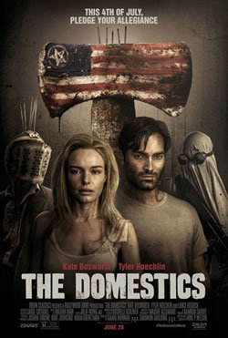 locandina del film THE DOMESTICS