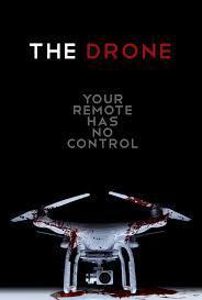 locandina del film THE DRONE