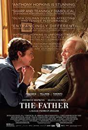 locandina del film THE FATHER