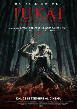 locandina del film JUKAI - LA FORESTA DEI SUICIDI