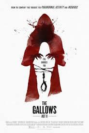 locandina del film THE GALLOWS ACT II