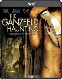 locandina del film THE GANZFELD HAUNTING