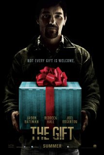locandina del film THE GIFT (2015)