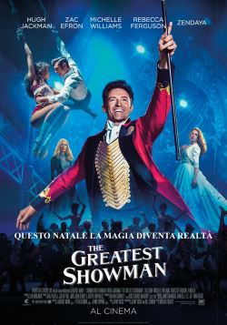 locandina del film THE GREATEST SHOWMAN