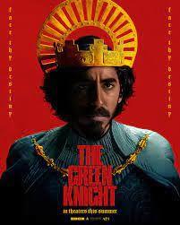 locandina del film THE GREEN KNIGHT