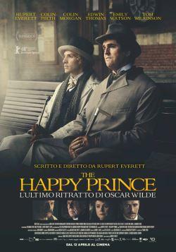 locandina del film THE HAPPY PRINCE - L'ULTIMO RITRATTO DI OSCAR WILDE