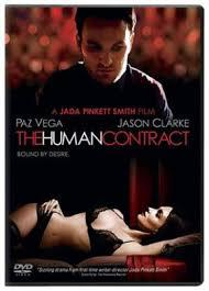 locandina del film THE HUMAN CONTRACT