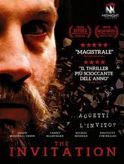 locandina del film THE INVITATION