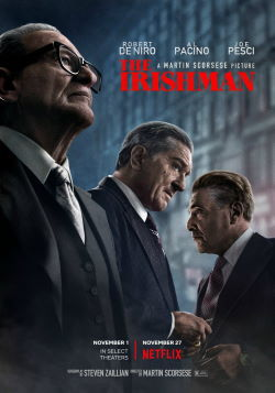 locandina del film THE IRISHMAN