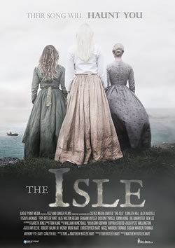 locandina del film THE ISLE